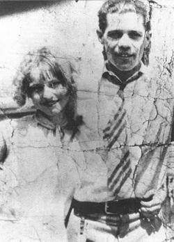Bonnie Parker & Clyde Barrow