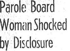 parole board shocked