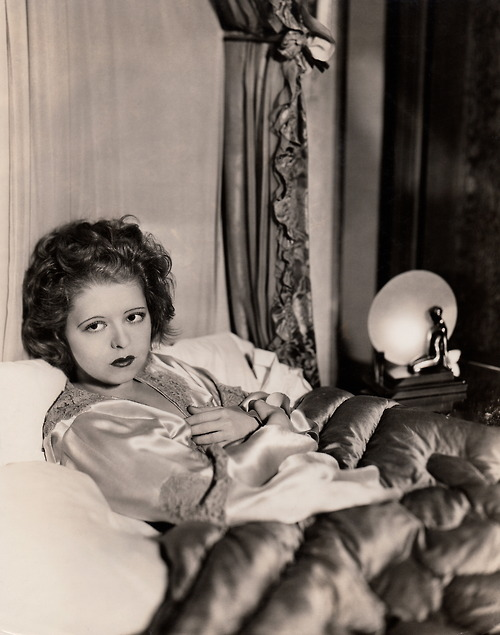 Image courtesy of the Clara Bow Archive.