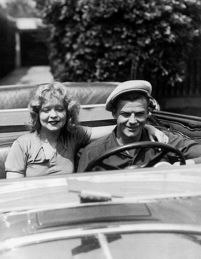 Clara Bow & Rex Bell