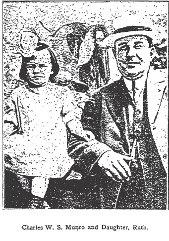 munro and daughter