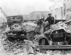 1933 Long Beach earthquake [Photo courtesy LAPL]