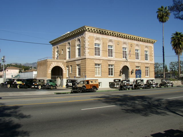Los Angeles Police Museum located at 6045 York Blvd, Highland Park, CA