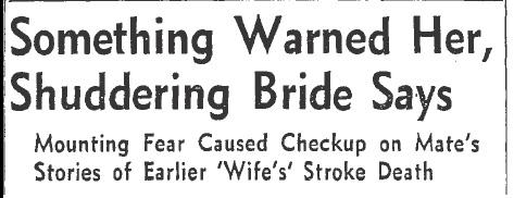 shuddering headline