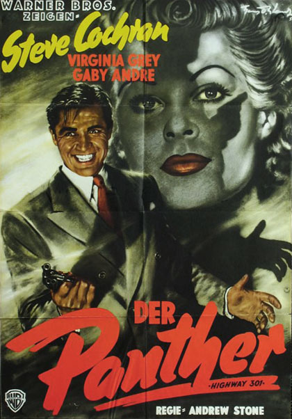 1950-highway-301-german-movie-poster