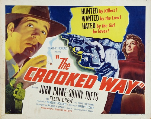 crooked way 1949