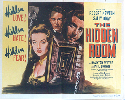 poster3 obsession the hidden room