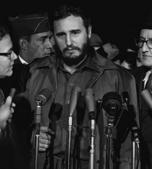 Fidel Castro c. 1959