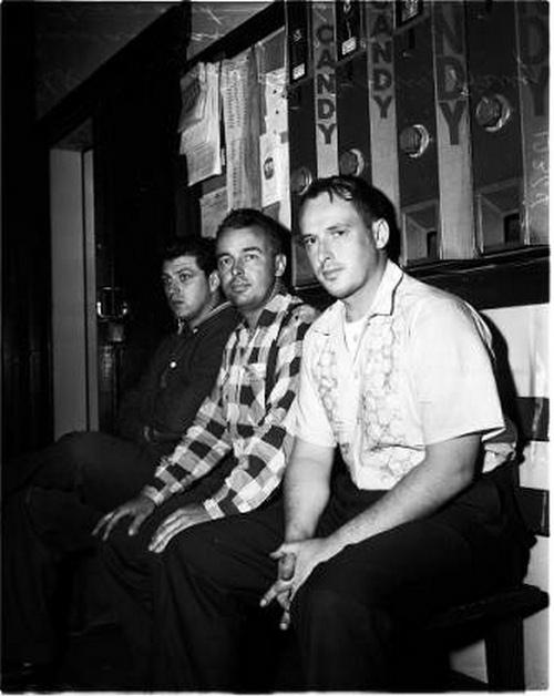 Morris, Harry Tannatt, Bruce Tannatt