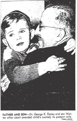 dazey and son