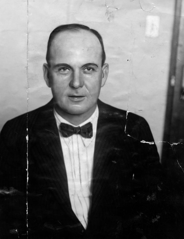 Detective Harry Raymond c. 1928 [Photo courtesy of LAPL]