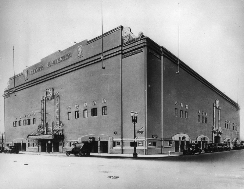 Olympic Auditorium [Photo courtesy LAPL]