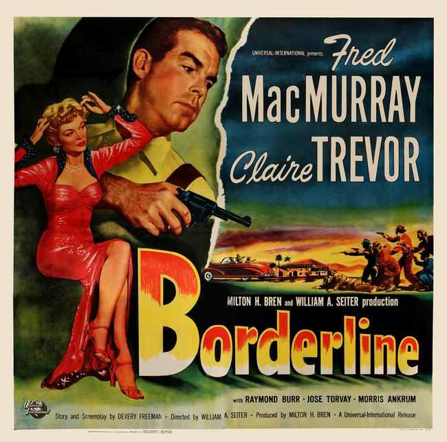 borderline 1950