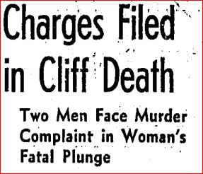 hollywood cliff murder headline4
