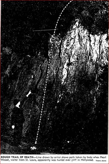 trail of death_hollywood cliff murder