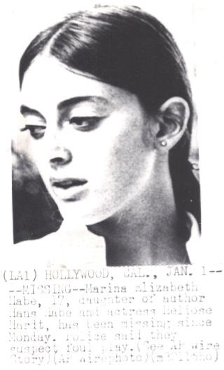1960s | Deranged LA Crimes ®