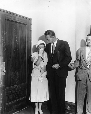 David Clark and his wife, Nancy.