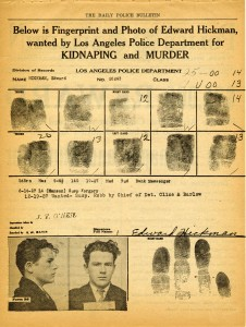 Artifacts from Marion Parker case are on display at L.A. Police Museum.