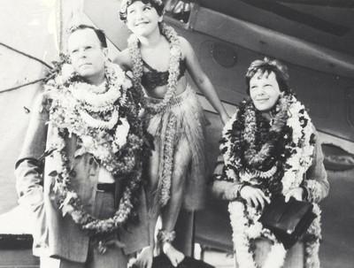 Aloha, Amelia Earhart!