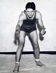 Wrestler c. 1930s