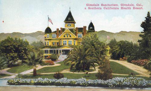 glendale sanitarium