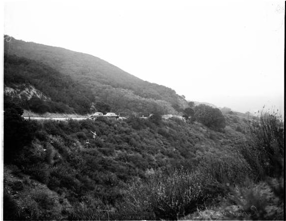 Topanga Canyon [Photo courtesy USC Digital Archive]
