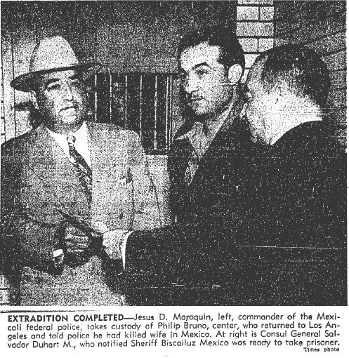 bruno extradition