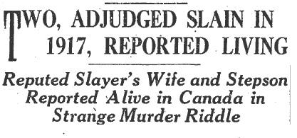 alive headline
