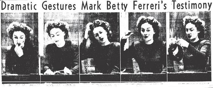 betty testifies
