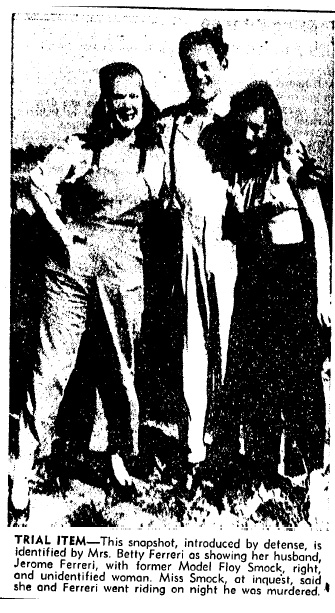 jerry smock and unidentified