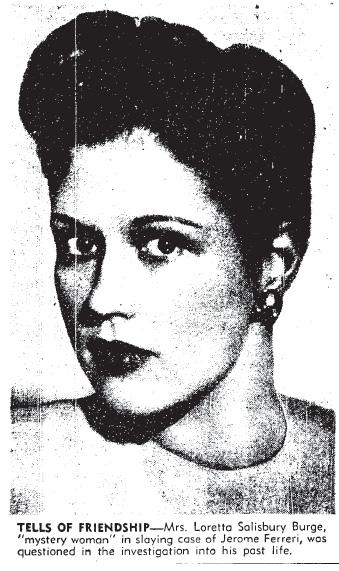 Loretta Burge