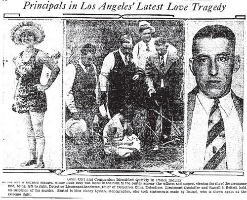 principals in love tragedy