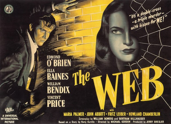 Film Noir Poster - Web, The_01