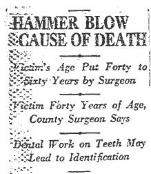 hammer death