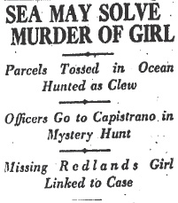 sea may solve murder