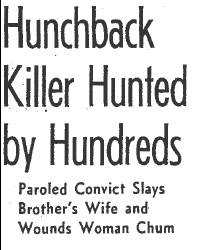 hunchback hunted