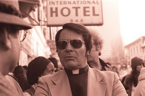 Jim Jones of the People's Temple