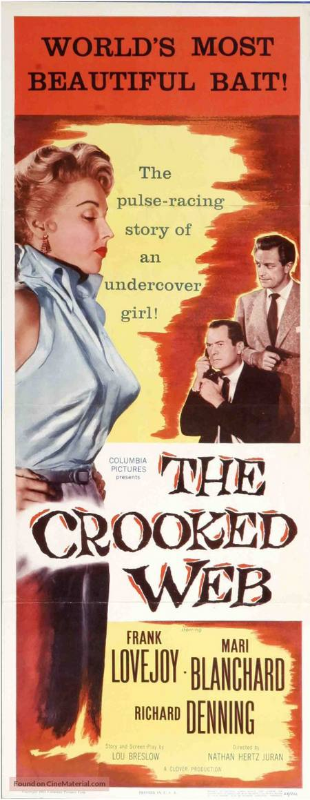 crooked web 1955
