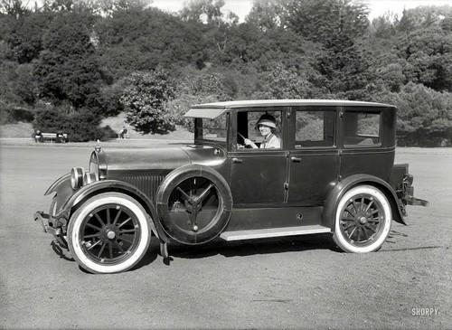 Stutz c. 1923